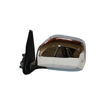 for 1995 1999 Toyota Tacoma 2WD LH Driver Side Left Mirror Manual Smooth