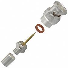 2-329083-1 BNC Plug Crimp Style for RG59 Coax Cable (1 piece)