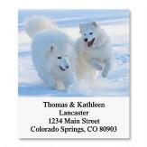 Doggone It! Self-Adhesive, Flat-Sheet Select Address Labels (12 Designs)