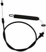 (Deck Engagement/Clutch Cable with Spring for 42