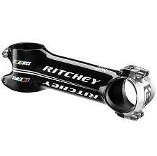 Ritchey WCS 4-Axis 44 stem, (31.8) 84/6dx120 wet blk