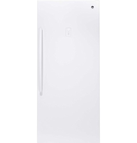 GE FUF21DLRWW 21.0 Cu. Ft. White Upright Freezer