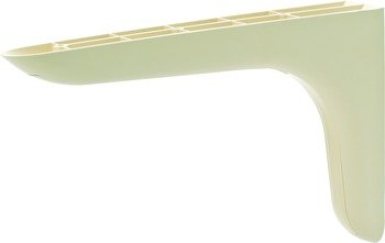 Work Surface Brackets, Deco Speed Brace, 8 1/2'' x 12'', Paintable, Load Rating: 300 lbs, by Hardware INC (Image #1)