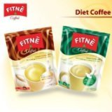 2 Mix 2pack New Fitne Diet Instant Coffee Slimming Weight Control Cellulite Fat Burn