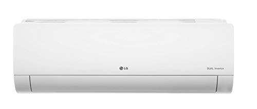 LG 1 Ton 3 Star Inverter Split AC (Copper, KS-Q12YNXA, White)