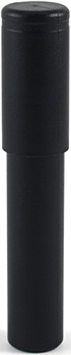 1 X 4 Telescoping Airtight Travel Tubes Humidor for Cigars