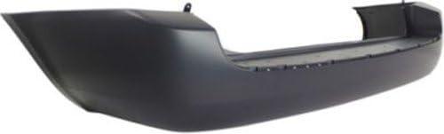 Crash Parts Plus Primed Rear Bumper Cover Replacement for 2006-2014 Kia Sedona