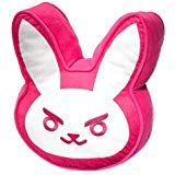 Official Overwatch D.Va Plush Pillow Toy from Blizzard Entertainment - 14