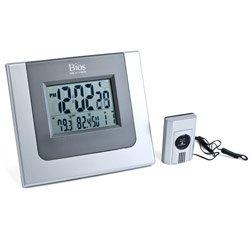Bios Jumbo Thermo-Clock Wireless Weather Station, BW911