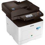 HP ProXpress SL-C3060FW Laser Multifunction Printer - Color - Plain Paper Print - Desktop - Copier/Fax/Printer/Scanner - 31 ppm Mono/31 ppm Color Print - 9600 x 600 dpi Print - Automatic Duplex Print