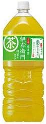 サントリー 緑茶 伊右衛門(いえもん) 2Lペットボトル×6本入×(2ケース)