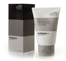 Anthony Logistics Oil Free Facial Lotion - 2.5 oz from Anthony Logistics for Men