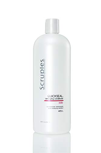 Scruples Quickseal Detangling Conditioner Daily 1000 ml / 33.8 - Detangling Conditioner