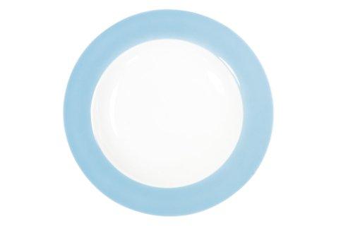 (KAHLA Pronto Brunch Plate 9 Inches, Sky Blue Color, 1 Piece)
