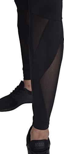 Urban Classics Ladies Triangel Tech Mesh Leggings Femme