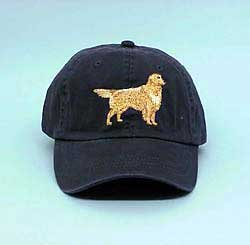 Cap: Golden Retriever