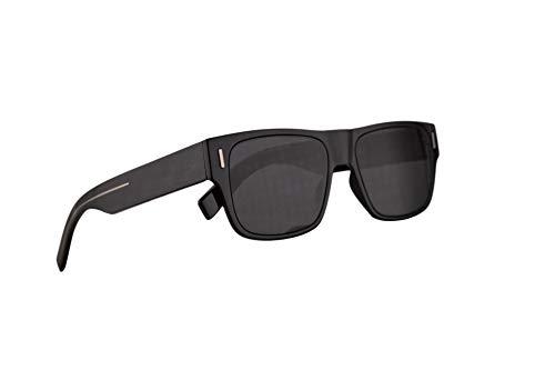 865be841d3 Christian Dior Homme DiorFraction4 Sunglasses Black w Grey Lens 54mm 8072K  Fraction 4 Fraction4