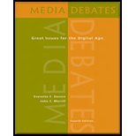 Media Debates- Great Issues for the Digital Age by Dennis,Everette E.; Merrill,John C.. [2005,4th Edition.] Paperback ebook