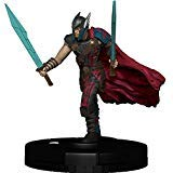 Heroclix Thor Ragnarok #001 Thor complete with Card