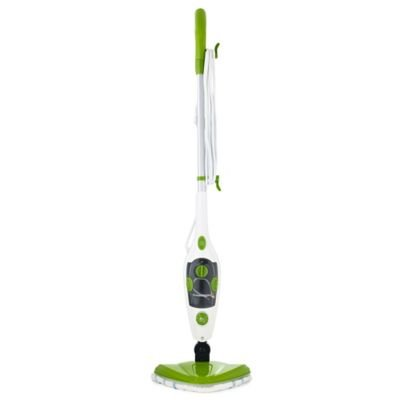 2-in-1 Steam Mop 8337 for Sealed Floors, Carpets, Tiles, Windows & Clothes
