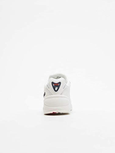 Mädchen Venom White Sneaker Fila Weiß ZA6Ww