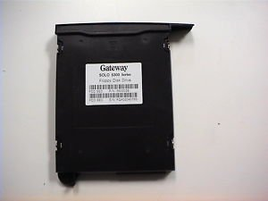 Gateway - Gateway Solo 5300 1.44MB 3.5in Floppy Module 5502026 Internal Black Solo Series ()