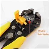 YASE-king 修復ツール、ワイヤーワイヤーカッター電気技師ツール多機能自動ワイヤーストリッパーターミナル圧着ツール 多機能