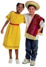 Childrens Factory Hispanic Boy Multi-Cultural Costume -
