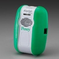 - Posey 8374NP KeepSafe Deluxe, No Power Switch
