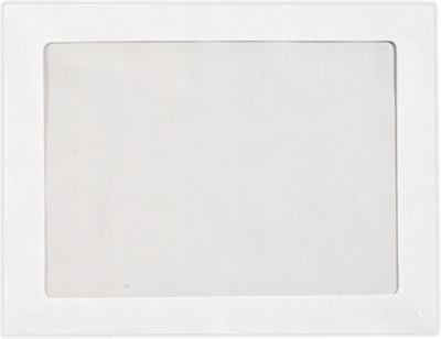 9 x 12 Full Face Window Envelopes - 28lb. Bright White (500 Qty.) | Perfect for Sending 8.5 x 11 Photos, Certificates, Invoices or Head Shots | Photo Envelopes | FFW-912-500 by Envelopes Store