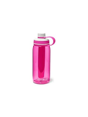 (Eddie Bauer Unisex-Adult Freezer Water Bottle - 32 oz, Pink Regular ONESZE)