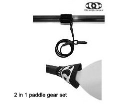 Kayak paddle 2 in 1 accessory set. Great gift!