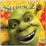 SHREK 2 Square 2-PlyParty Napkins (16 Count)