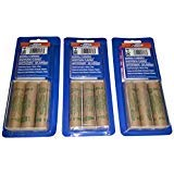 (Estes B6-4 Mini Bulk Pack - 3 Packs of 3 for 9 Engines / Motors with Starters)