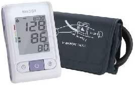 HYLOGY Tensiómetros de Brazo Memoria (2 * 90) (gris): Amazon.es: Salud y cuidado personal