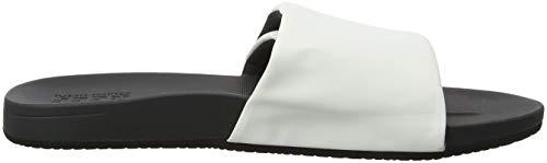 Slide Grey Reef Gris Chanclas Hombre White Grw Cushion Bounce para 0EOaAEP