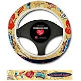 Steering Wheel Cover - Lucy Road Trip -