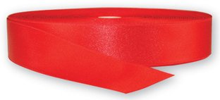Earth Satin Ribbon Canum 2'' Double Faced Polyester Decorating Ribbon by Of The Earth