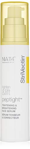 StriVectin Peptight Tightening & Brightening Face Serum, 1.7 Fl Oz