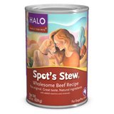 Spot's Stew Dog Cans Wholesome Beef 6/22oz by Phillips