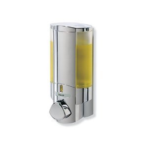 aviva-single-bottle-soap-and-shower-dispenser-chrome