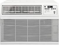 "GE AHM10AY 21"" Energy Star Qualified Window Air Conditioner with 10000 BTU Cooling Capacity in White"