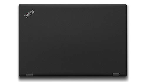 """Lenovo ThinkPad P73 17.3"""" FHD Business Mobile Workstation Laptop Computer_ Intel Hexa-Core i7-9750H Up to 4.5GHz_ 64GB DDR4 RAM_ 3TB PCIe SSD_ NVIDIA Quadro T2000 4GB_ Windows 10 Pro_ BROAGE Mouse Pad"""