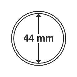 Leuchtturm 300053 coin capsules inner diameter 22 mm