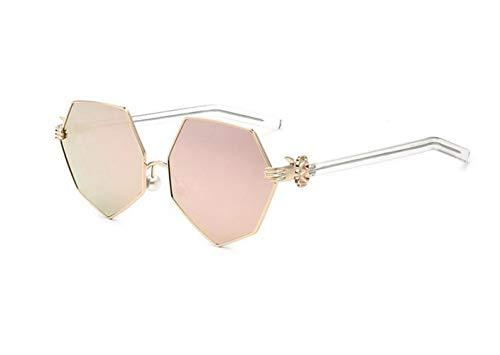 de viajar Gafas protección hombres Pink moda sol de UV400 de Gafas sol de de de de los para conducción Gafas protección pTPASHRqwx