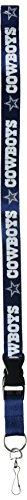NFL Dallas Cowboys Lanyard, - Nfl Lanyard For Keys