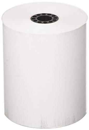 Sticiry 3 1/8 x 230' Thermal Paper Roll, For Cash Register (POS). Rolls MADE IN USA - BPA Free (32 Rolls) by Sticiry