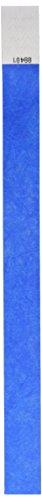 Tyvek Wristbands (blue) (100/Pkg) ()