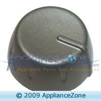 Whirlpool Part Number 9756944: Knob (Cashmere Metalic) ()