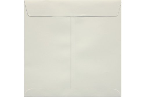 9 x 9 Square Envelopes - Natural (250 Qty.)